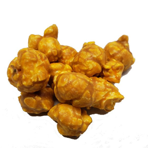 Cheddar and Caramel popcorn that become famous in Chicago then you will love our spin on that classic mix.