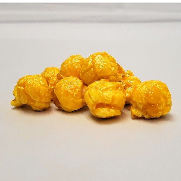Banana Flavored Candied Popcorn