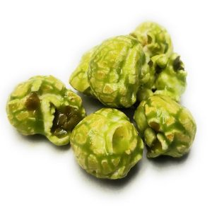 Green Apple Flavored Popcorn