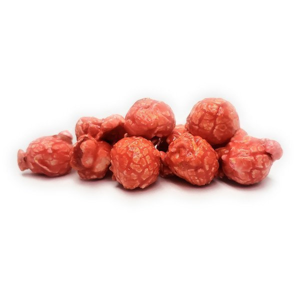 Strawberry Flavored Candied Popcorn